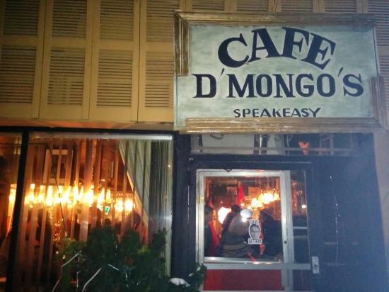 ‪Cafe d'Mongo's Speakeasy‬