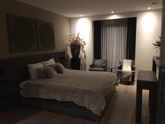 Hotel De Beurs: My room