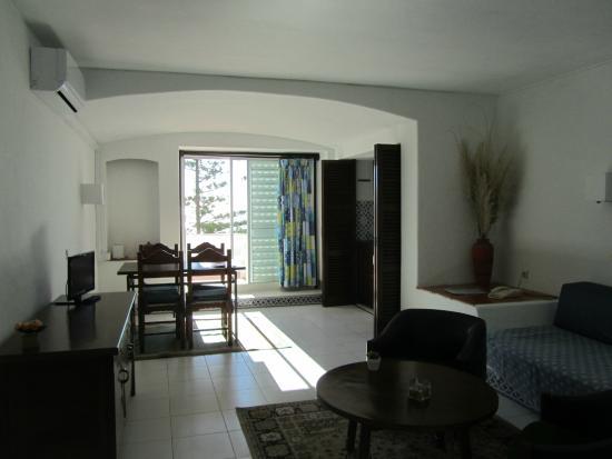 Club Borda D'Agua Apartments: Номер студио