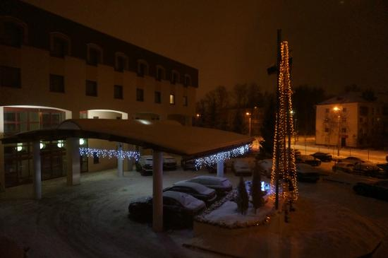Park Inn Veliky Novgorod: скромненько, но со вкусом