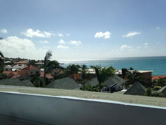 La Vista Resort : View from our balacony