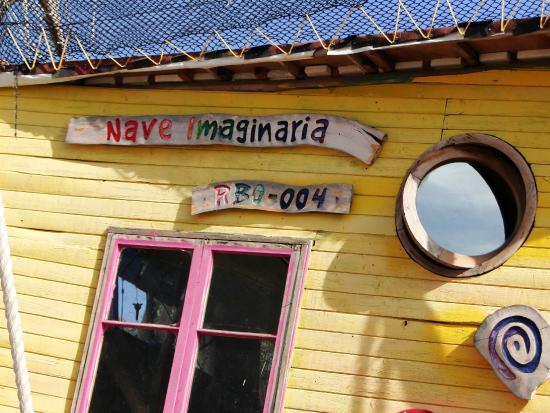 La Nave Imaginaria : Nave