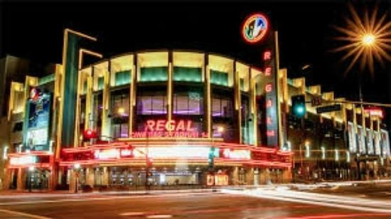 Photo of Tourist Attraction Regal Cinema at 1000 W Olympic Blvd, Los Angeles, CA 90015, United States