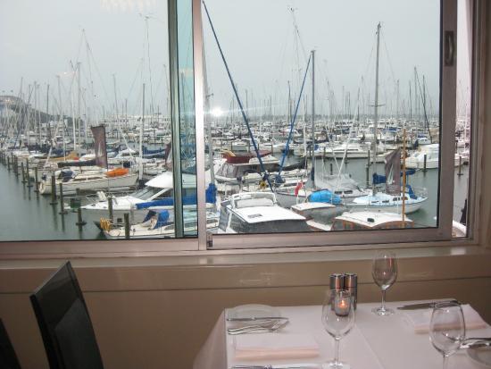 Sails Restaurant: впечатляет