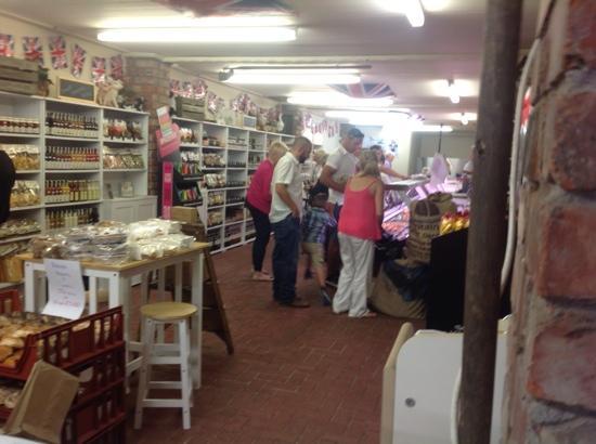 Dahlia's Kitchen: farm shop