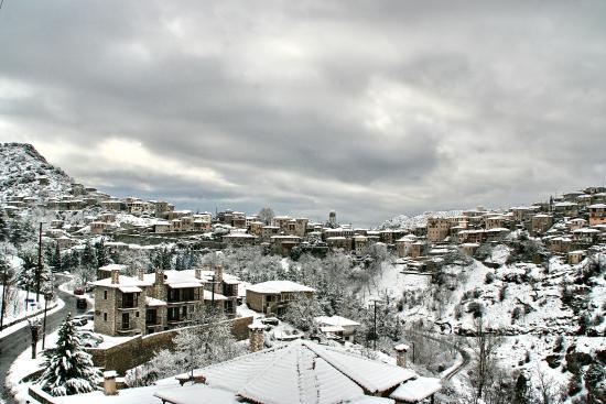 En Dimitsani Guesthouse : Ξενοδοχείο και εγκαταστάσεις