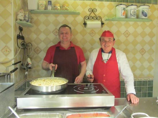 Hotel Mediterraneo Club Benessere : Buffet