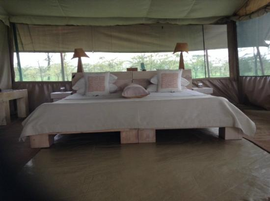 KICHECHE BUSH CAMP TENT AND GROUNDS