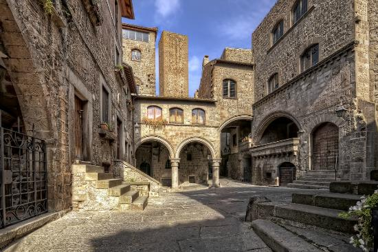 Viterbo Historic Centre