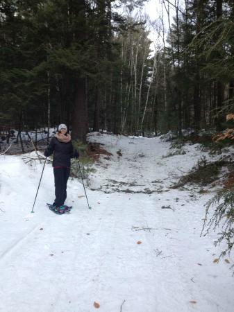 Friends Lake Inn: On the trails