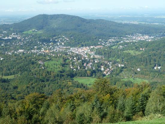 merkur mountain