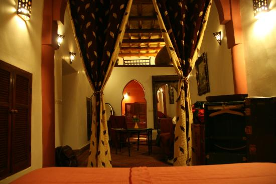 Riad Timadrouine: comfort suite on grond floor