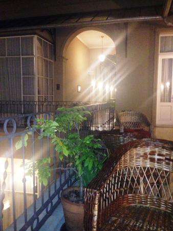 Hotel Patios De San Telmo: Patio
