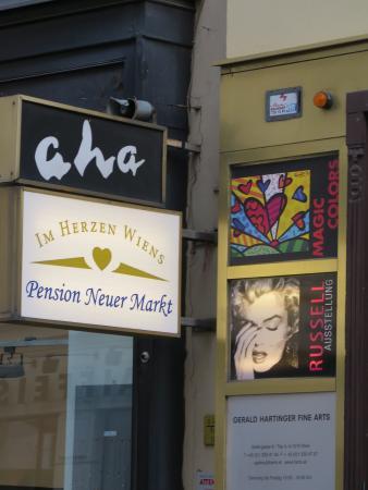 Pension Neuer Markt