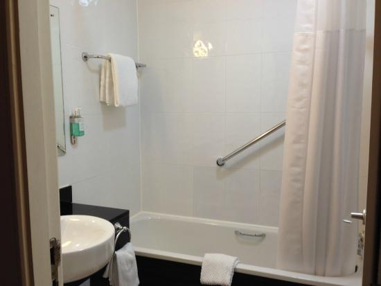 Bathroom Sinks Galway bathroom - picture of jurys inn galway, galway - tripadvisor