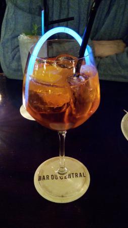 Bar du Central: Aperol Spritz