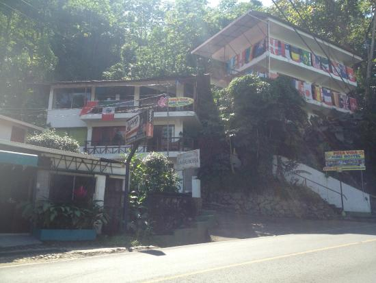 Pura Vida Hostel - Manuel Antonio: Jungle peace