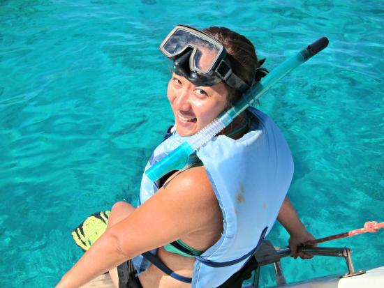 Rumbaba Charters : Life vests