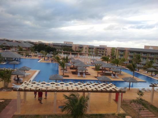 Room 4312 view picture of melia jardines del rey cayo for Jardines del rey cuba