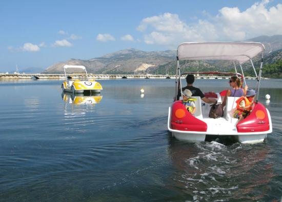 ‪Argostoli Lagoon Activities‬