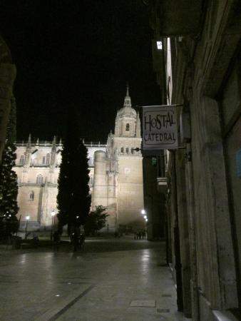 Hostal Catedral : Picture says it all