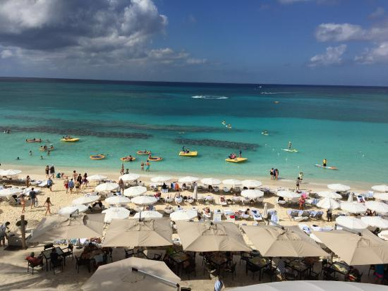 Grand Cayman Marriott Beach Resort : What a view from my room