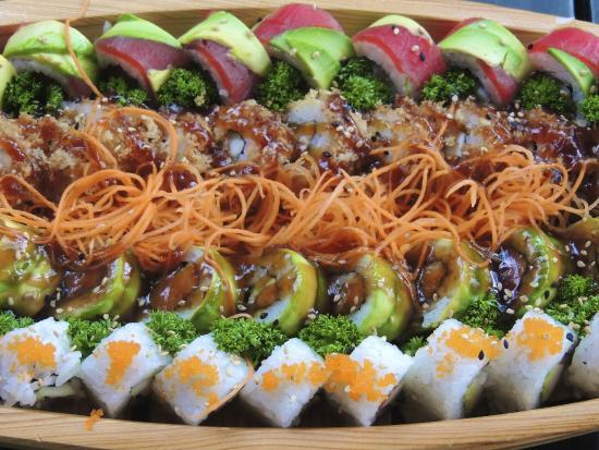 San Carlos Japanese Restaurants