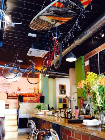 Recyclo Bike Cafe