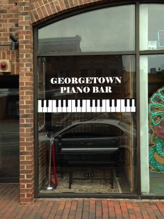 ‪Georgetown Piano Bar‬