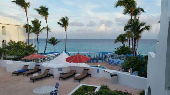 Paradise Island Beach Club View Form Balcony