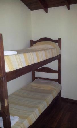 Paraiso Lodge: Camas cuchetas