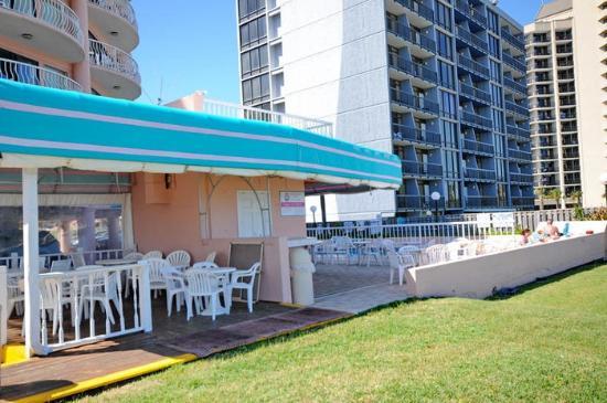 St Clements Beach Bar Grill Myrtle Menu Prices Restaurant Reviews Tripadvisor