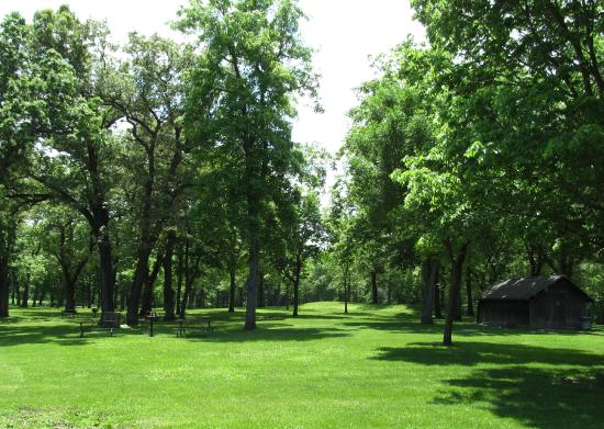 Guthrie Center, IA: Picnic Area