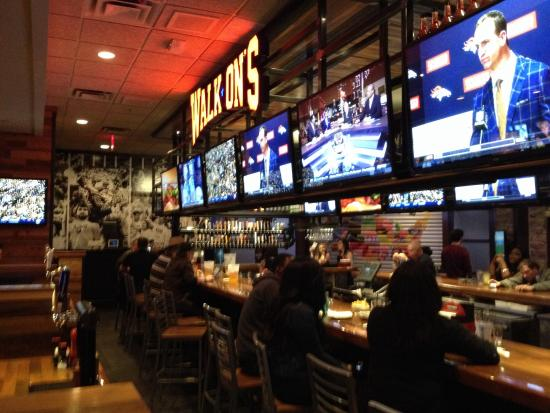 Menu Picture Of Walk Ons Towne Center Baton Rouge