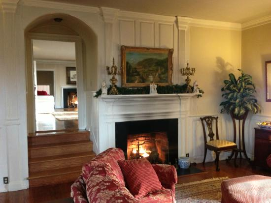 Inn at Meander Plantation : Sitting room