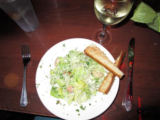 Broadway Heights Restaurant : Great Caesar!