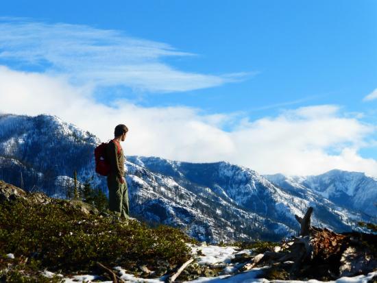North Cascades Lodge at Stehekin: Hiking around Stehekin