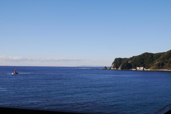 鴨川ホテル 三日月, 部屋からの眺め