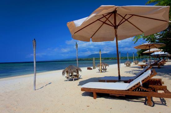 Hotel Tugu Lombok -White Sandy Beach
