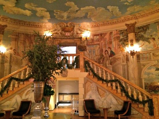 The Pierre A Taj Hotel New York Entrance To Restaurant At