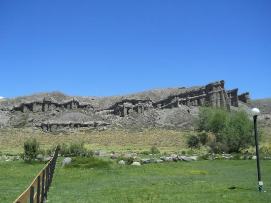 Malargue, อาร์เจนตินา: Castillos de Pincheira