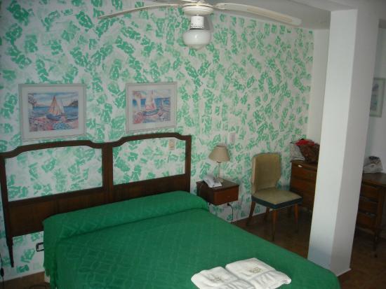 Gran Playa Hotel: Habitacion