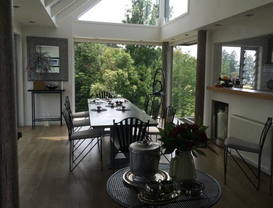 Acacia Cliffs Lodge: Dining room