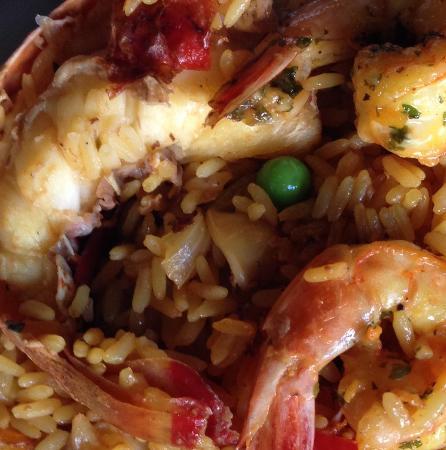 La Boheme: Paella marinera