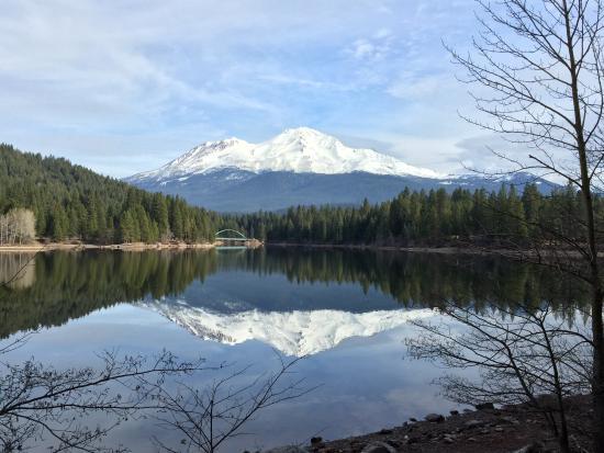 Shasta MountInn Retreat & Spa: Mount Shasta