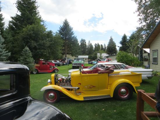 Trout Creek Montana Car Show