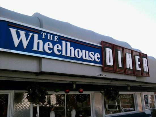 Photo of American Restaurant Wheelhouse Diner at 453 Hancock St, Quincy, MA 02171, United States