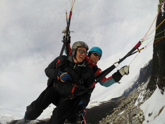 Joyride Paragliding: Great fun in the sky