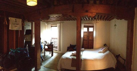 Traditional Homes - SWOTHA: the room