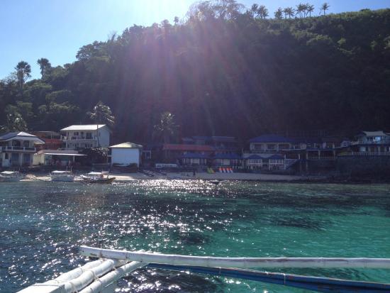 Campbell's Beach Resort : Campbells Beach Bungalows